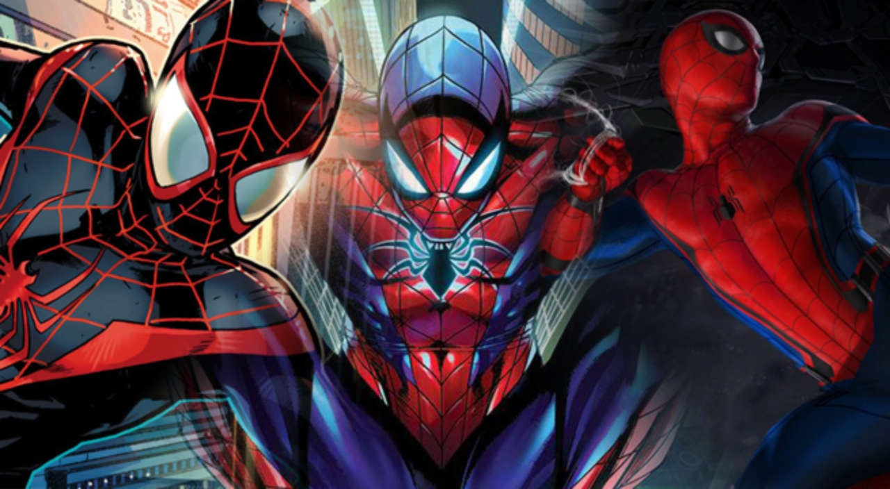 & Ranking The Top 5 Spider-Man Costumes