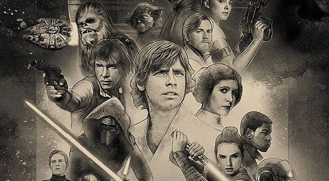 star wars celebration poster