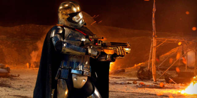 star wars the last jedi captain phasma details revealed
