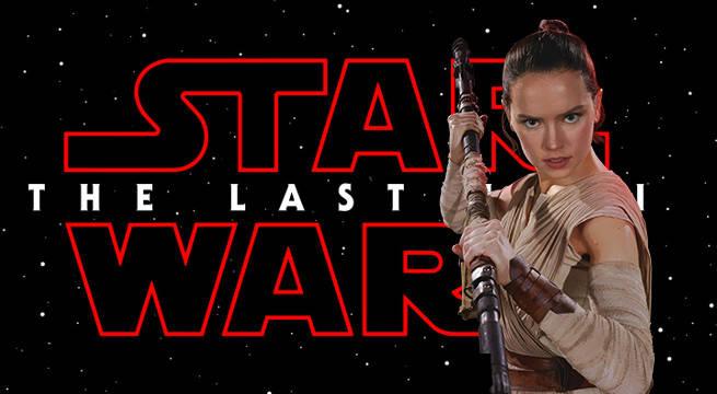 star wars the last jedi rey new look