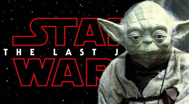 star wars the last jedi yoda frank oz hints