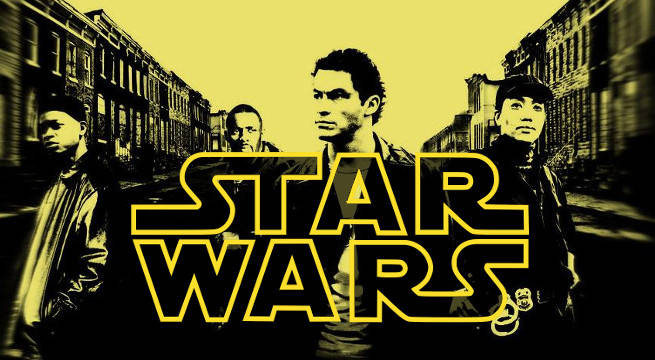 the wire actors star wars saga