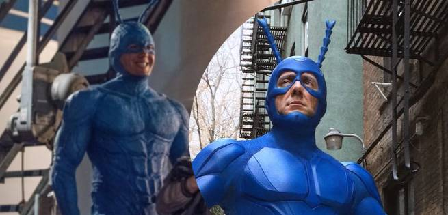 Amazon Reveals Release Date For The Tick With New Teaser