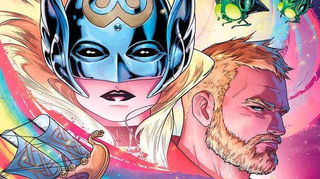 Thor - Celestials