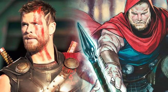 Comparing Thor: Ragnarok And The Unworthy Thor