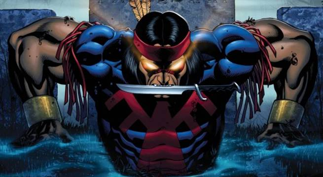 Blair Redford's Classic X-Men Character In Gifted Revealed