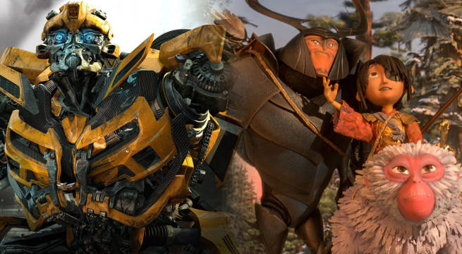 transformers bumblebee director surprising shortlist travis knight kubo laika