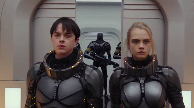 Valerian City Thousand Planets Trailer 2