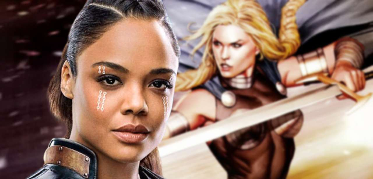 Thor: Ragnarok - Tessa Thompson Teases Valkyrie's Dragonfang