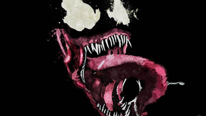 Venom Movie Rated R