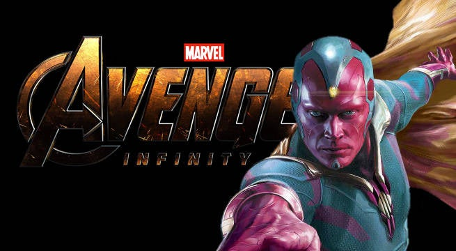 Vision Suits Up In New Avengers: Infinity War Set Photos