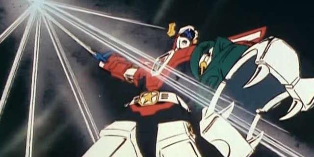 Voltron 80s Cartoon Influenced Power Rangers Zords