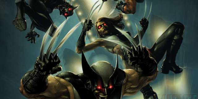 Wolverine and X-23 X-Force Costumes