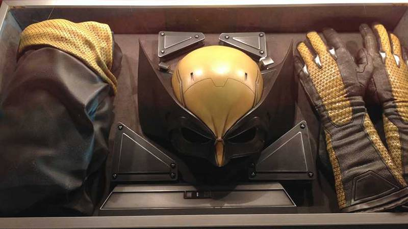 Wolverine Comic Book Costume in Movies