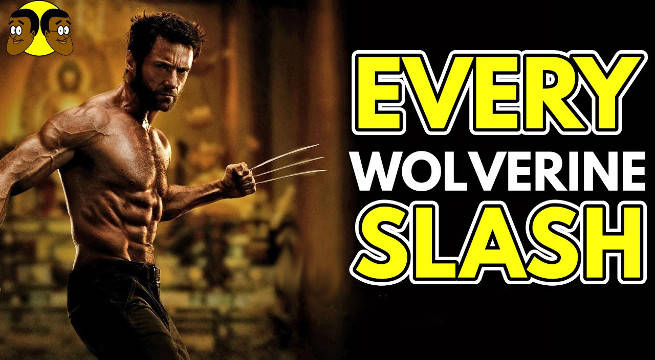 Watch Every Wolverine Slash With This Supercut