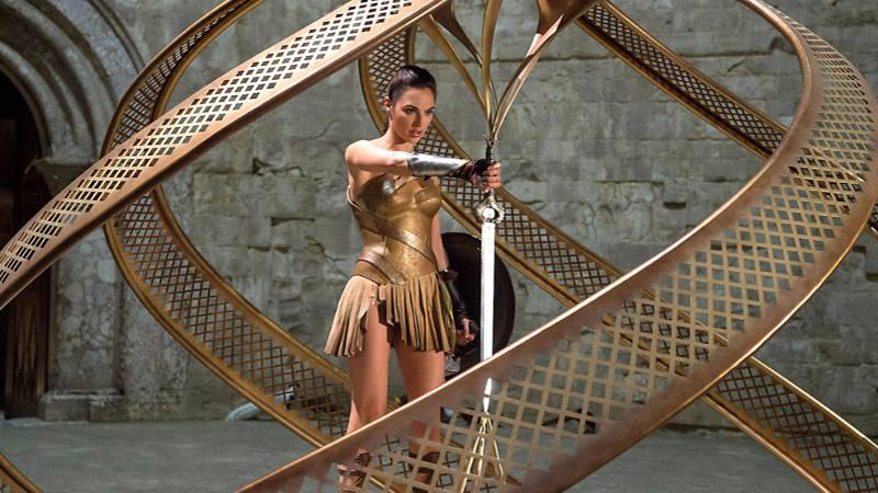 Wonder Woman movie God Killer Sword