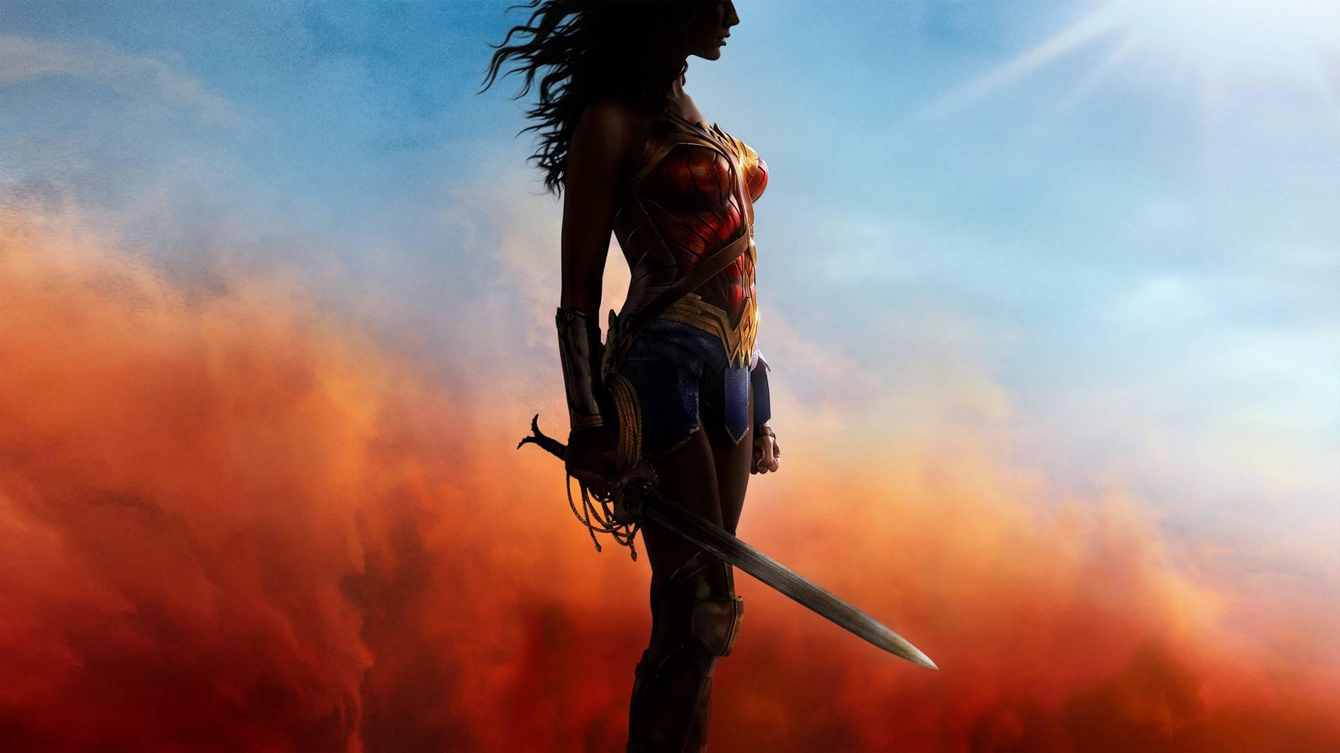 Wonder Woman Movie Preview Set Visit Report