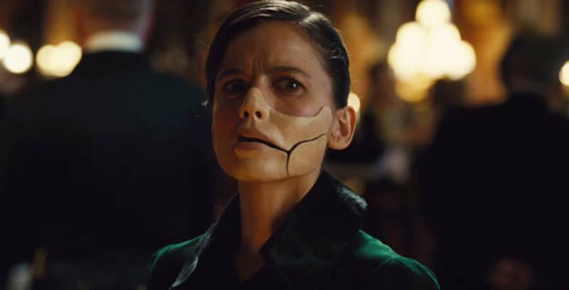Wonder Woman Movie Villains Dr Maru Poison