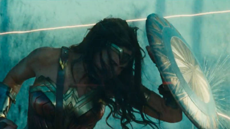 Wonder Woman No Man's Land Scene