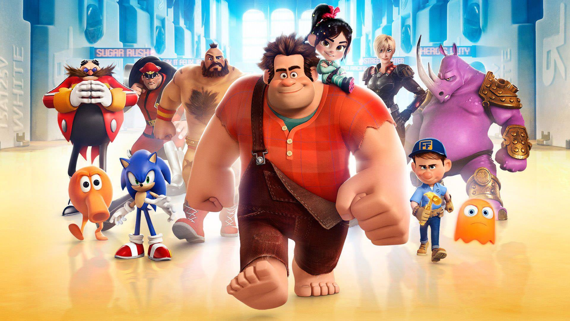 Wreck-It Ralph 2 Title Revealed