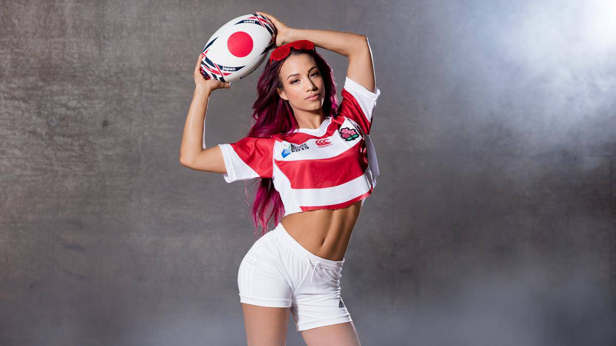 WWE-Sasha-Banks-RAW-Sports-Shoot