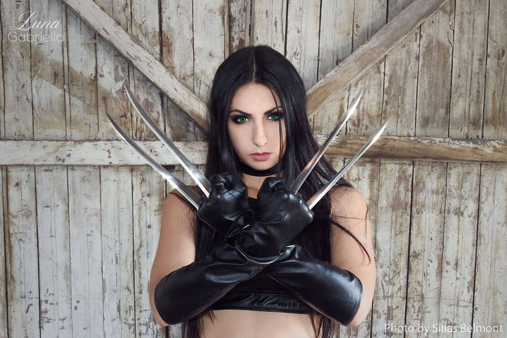 Fan Cosplay Friday: The Deadly X-23 From Luna Gabriela X 23 Costume