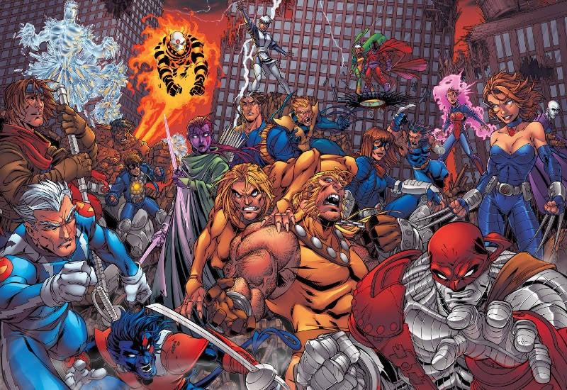 X-Men Age of Apocalypse Movie