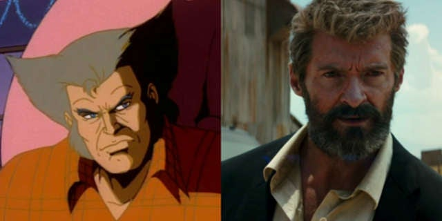 X-Men Animated Series Actor Talks Hugh Jackman Logan Wolverine
