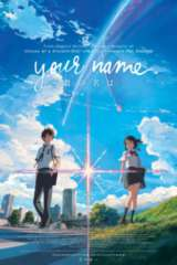Your Name movie poster image