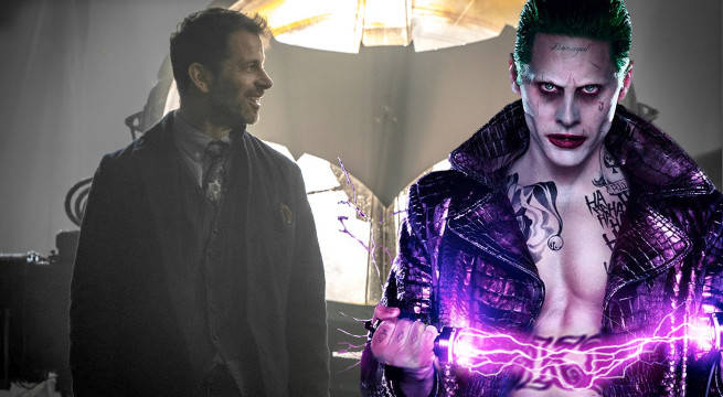 Zack Snyder Caught Up With Jared Leto At CinemaCon