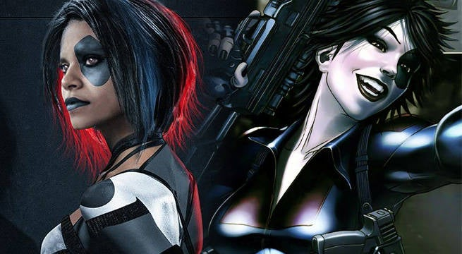 Rob Liefeld Comments On Zazie Beetz As Domino