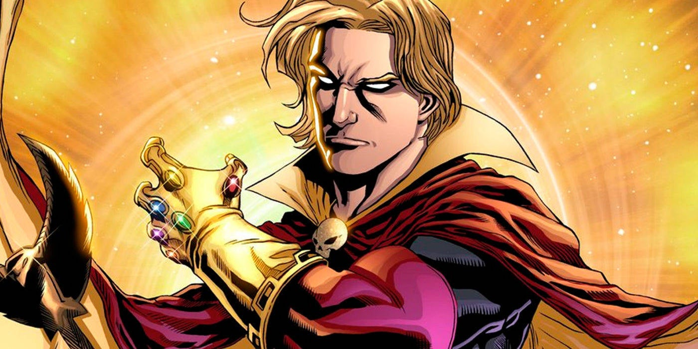 Does Adam Warlock Show Up In Avengers: Endgame?