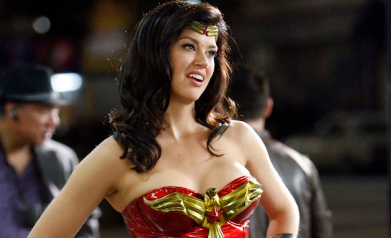 Adrianne Palicki Remembers Playing Wonder Woman, Was Devastated Show Didn't Get Picked Up