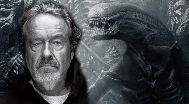 alien covenant director ridley scott aliens exist