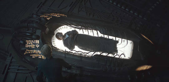alien covenant shaw