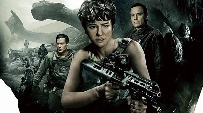 Alien Covenant Trailers Poster