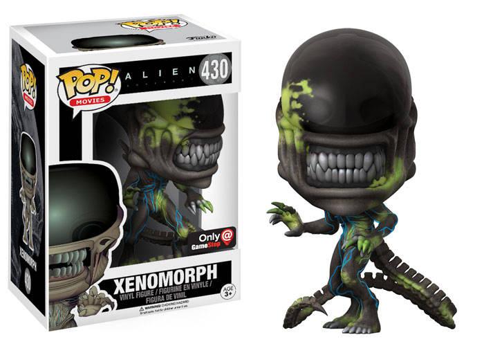 Alien Day 2017 Toys
