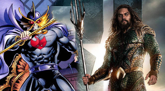 Aquaman Might Not Be King Of Atlantis In New Movie