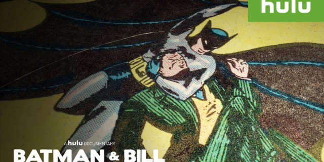 Batman and Bill