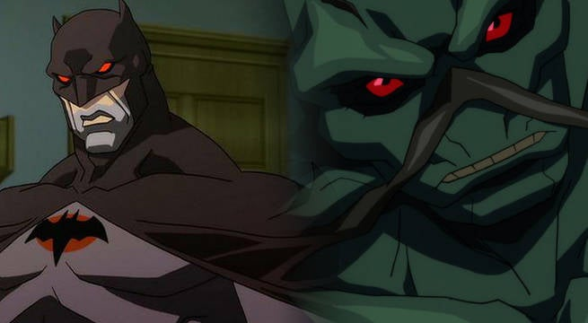 Teen Titans: Judas Contract Producer Interested In Flashpoint Batman & Swamp Thing Movies