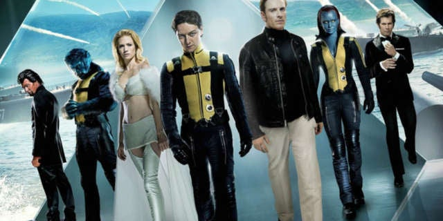 best remakes ever made x-men first class