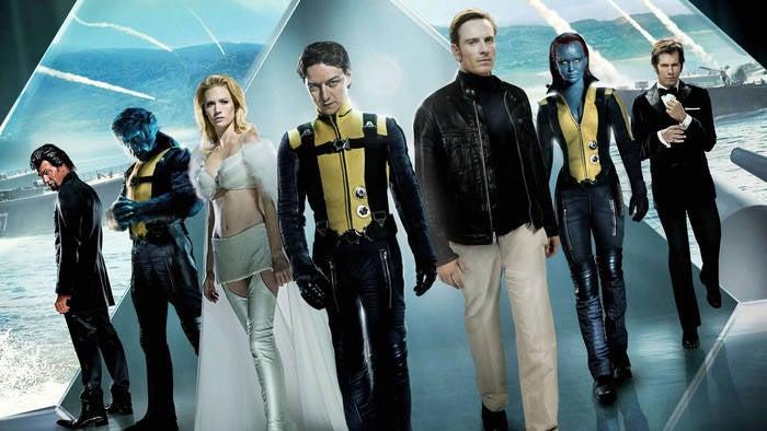 best remakes ever made x-men first class