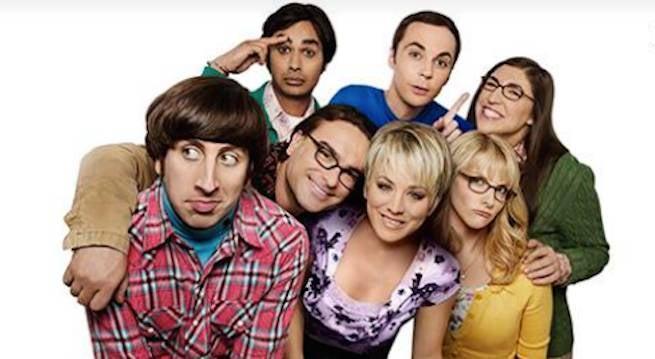Kaley Cuoco Reveals 10 Year Old Big Bang Theory Cast Photo