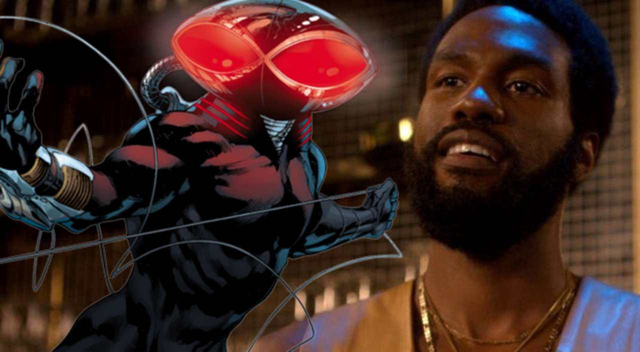 Aquaman's Black Manta Actor Wants to Be in The Suicide Squad