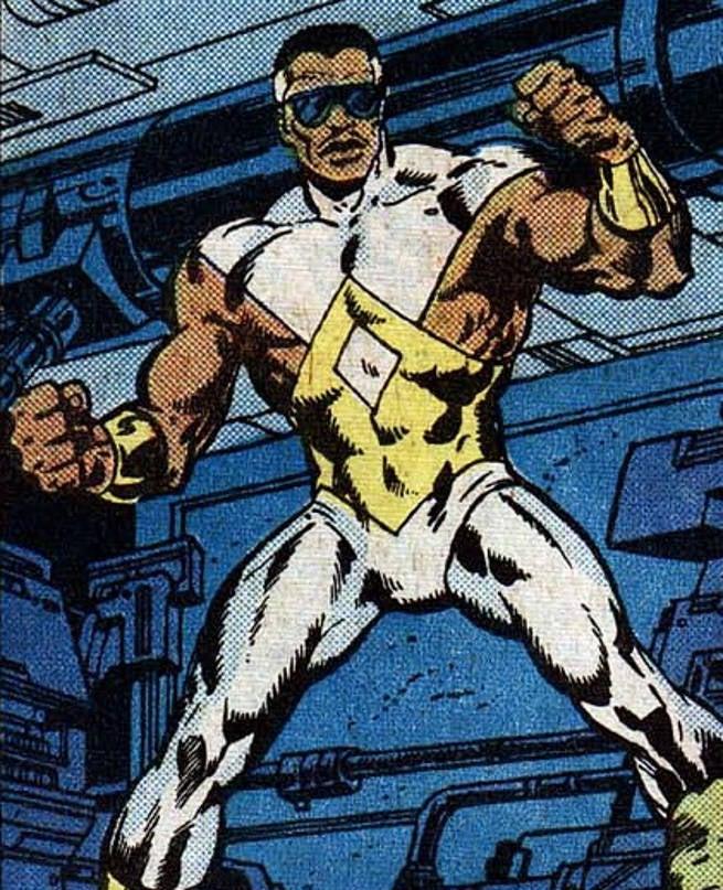 John McIver (Earth-616) Bushmaster