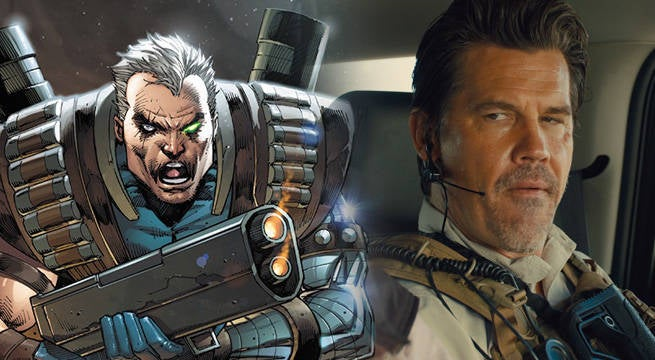 Cable Creator Comments On Josh Brolin Casting