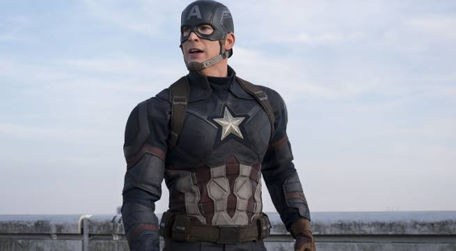 """Chris Evans On Playing Captain America: """"Nothing Lasts Forever"""""""