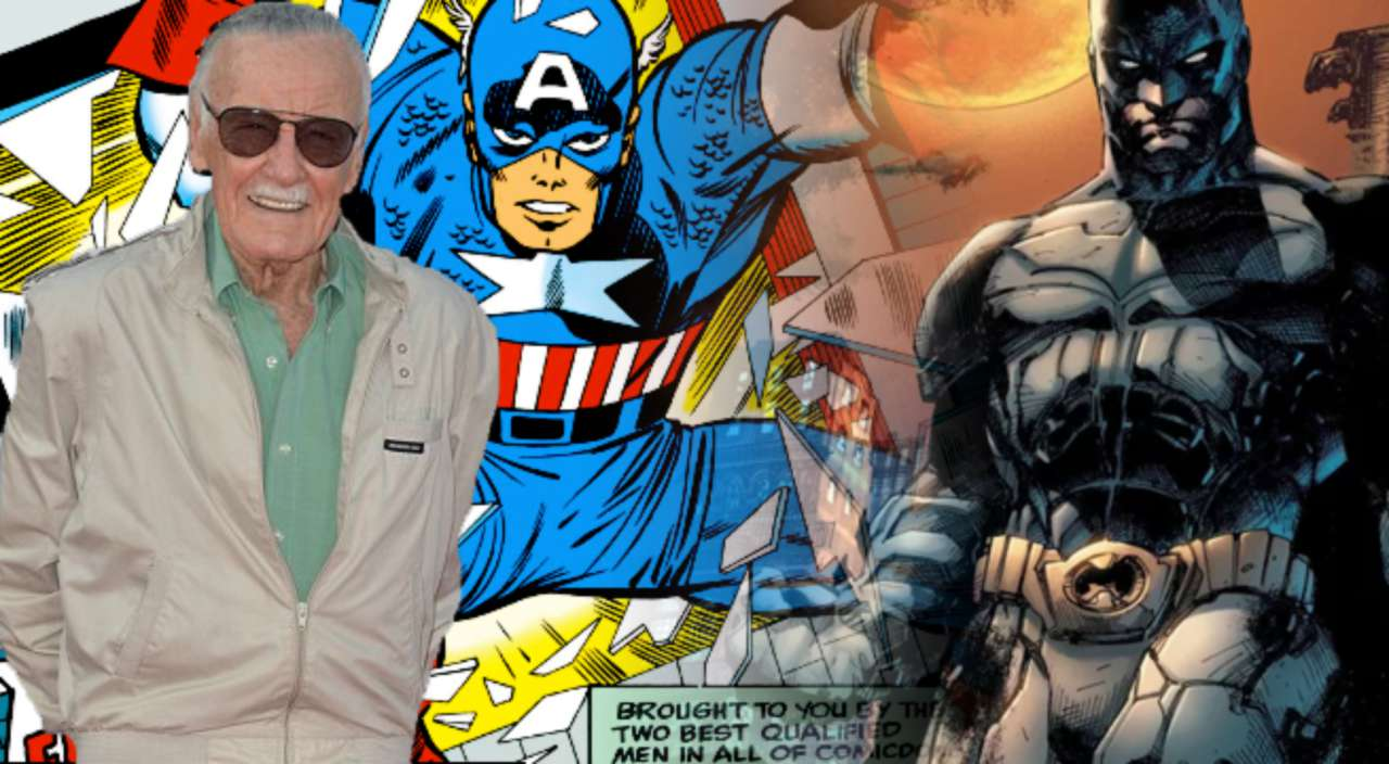 stan lee on who would win a fight between batman and captain america