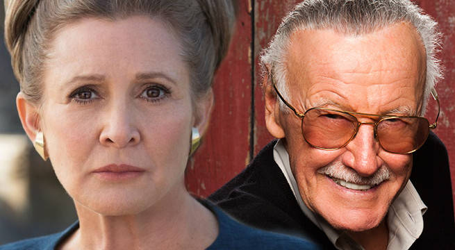Carrie Fisher, Stan Lee & More To Be Honored As Disney Legends