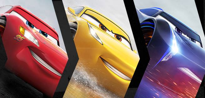 Cars 3 Goes Hood-To-Hood In New International Posters